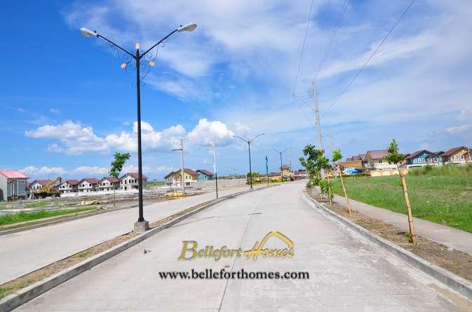 main road to bellefort estates